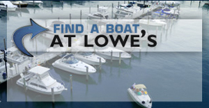 Find a Boat at Lowe's